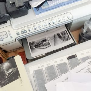 film photography sequencing tool office printer