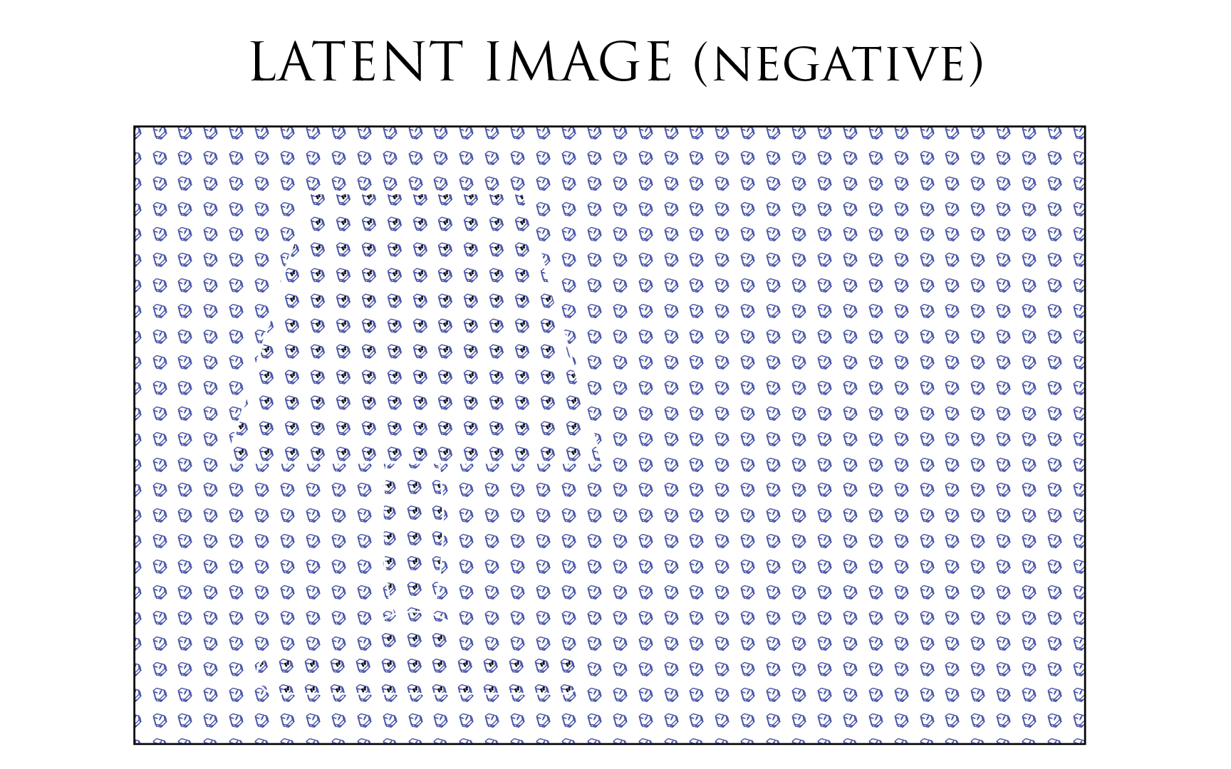 Illustration: Latent image example