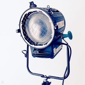 Fresnel Light Strand Quartzcolor 2kw film photography blog