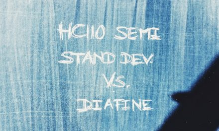 Stand Development HC110 vs Diafine on Tri-X EI 3200, part 2