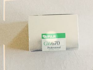 Fuji GW670III Viewfinder Film Photography 2